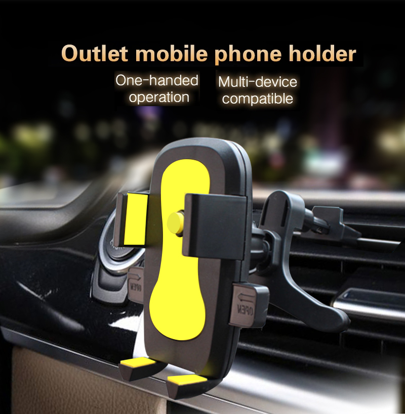 Car Air Vent Mount Mobile Phone Stand Universal Car Holder